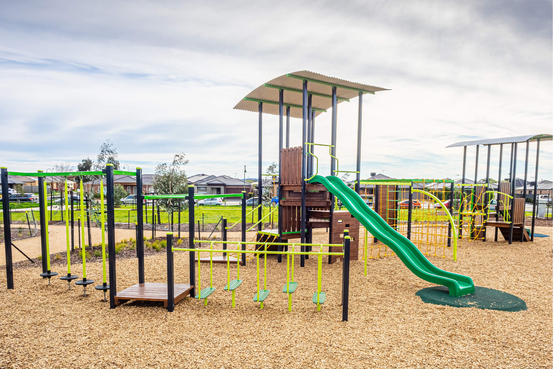 Arnolds Creek Play Space