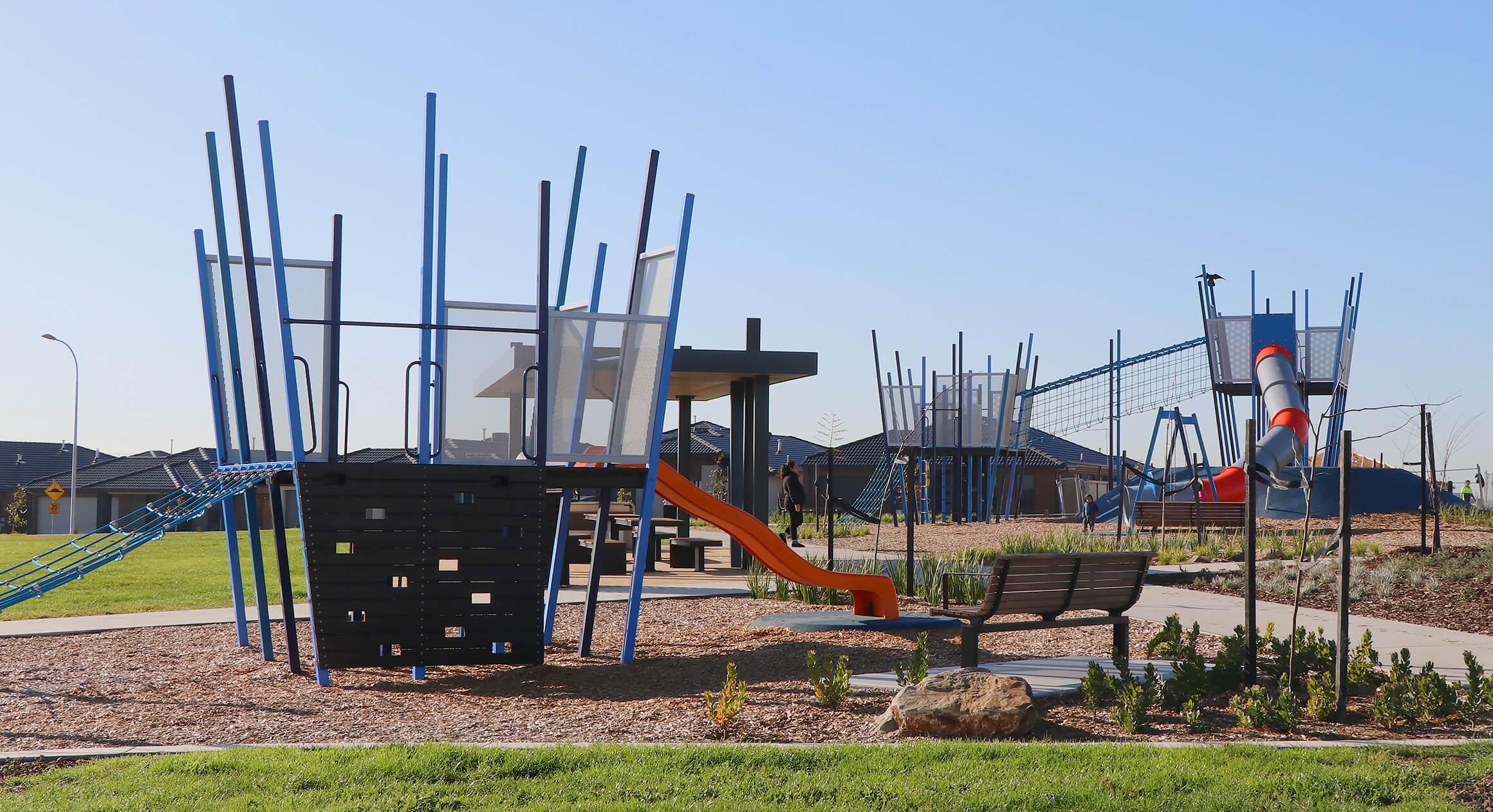 Custom Designed Playground