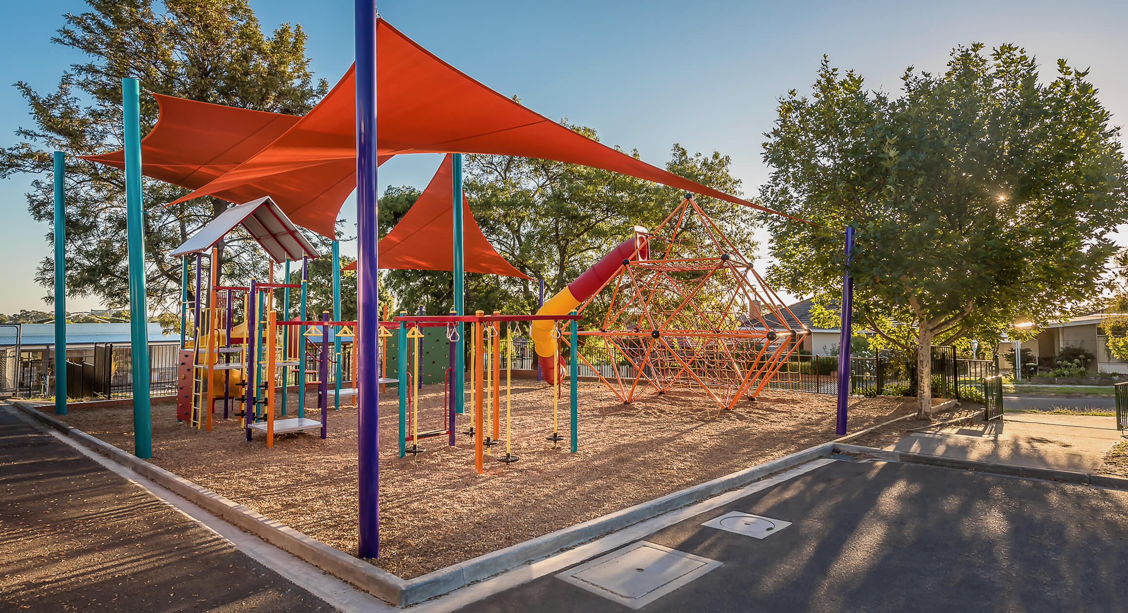 Education Playgrounds Design Process