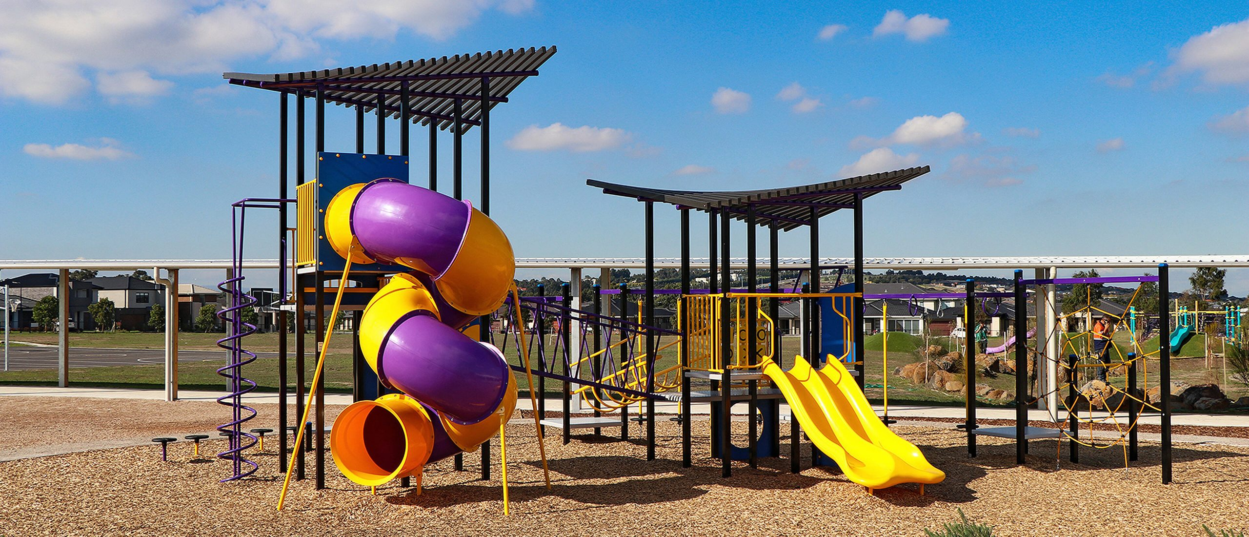 Playgrounds for Schools