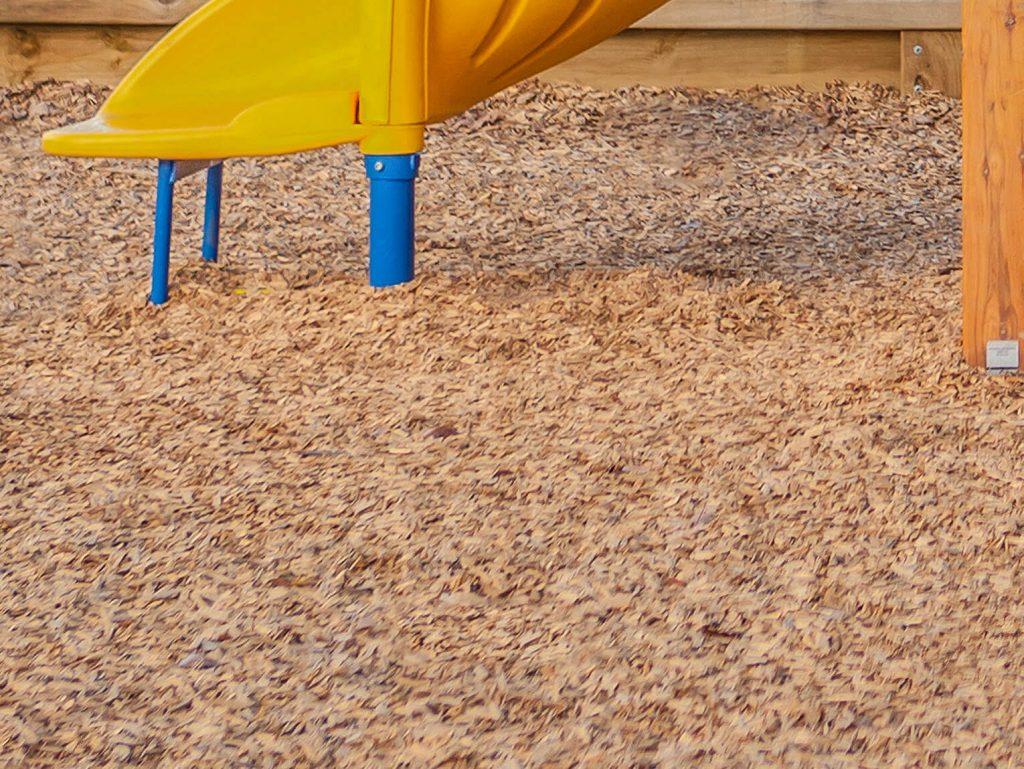 Playground undersurfacing