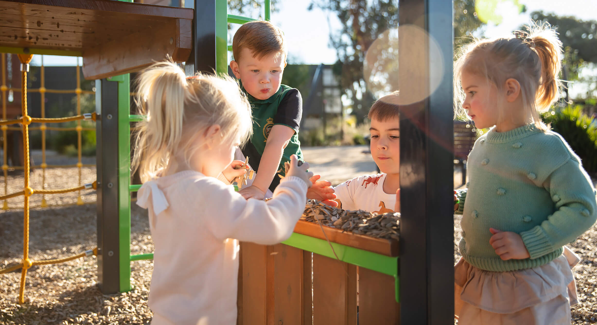 Playgrounds for Early Learning Centres