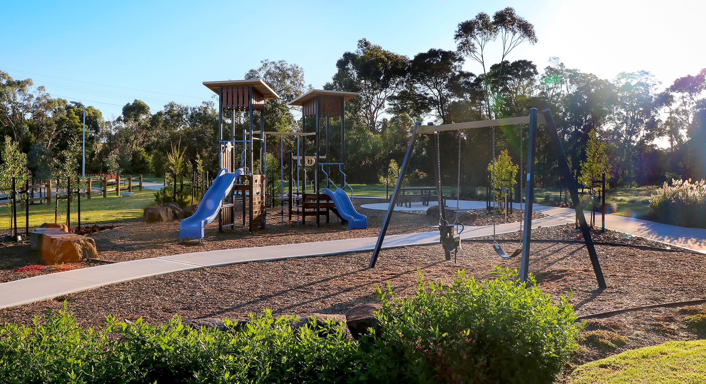 Playgrounds for Landscape Architects