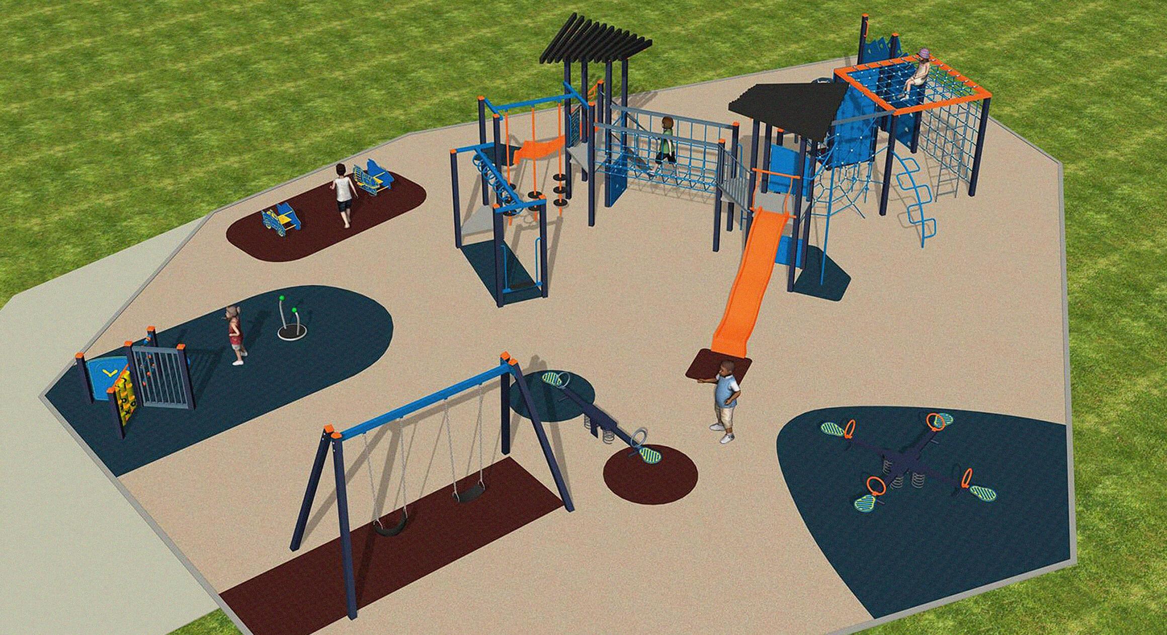 Playground Design Ideas