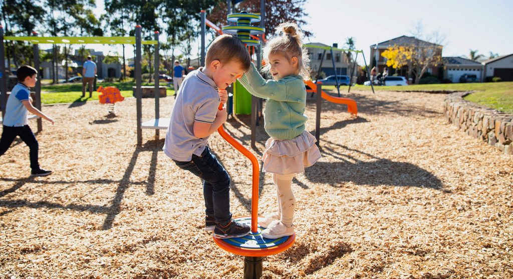 The motion+ playground range provides action packed fun that kids love!